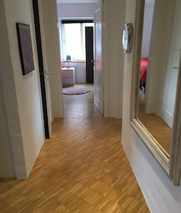 cozy new apartment in the center of Aalbrorg - Aalborg