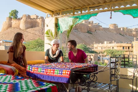 Hotel Fort Side Jaisalmer ( BnB)