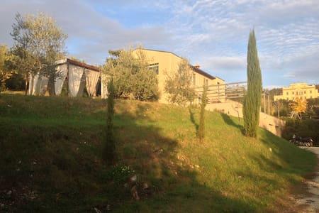 La Finestra sugli Olivi - Firenze - Bagno A Ripoli - Talo