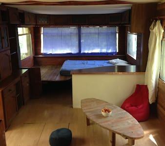 bungalow dans un havre de nature sauvage à Aix! - Aix-en-Provence