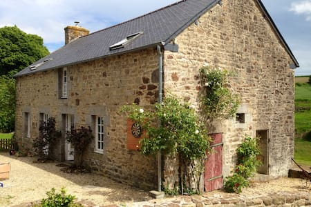 Peaceful Breton Country Cottage - Talo