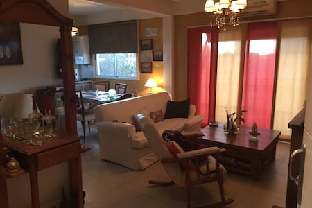 Acogedora habitación con mucha luz - Villa Ballester