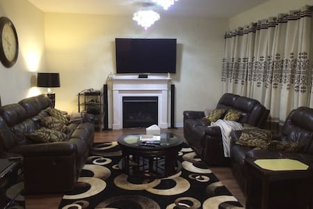 Cozy 1 bedroom with parking - Niagara Falls - House