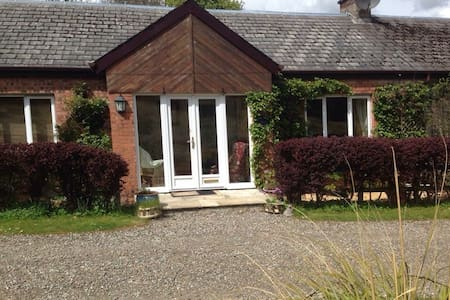 Pinetree cottage holiday let. - Invertrossachs - Cabin