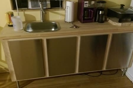 Updated Eco-friendly living space - Kisház