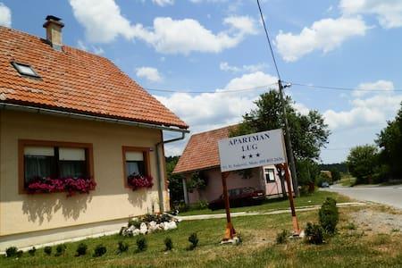 Apartment Lug - Saborsko - Apartmen