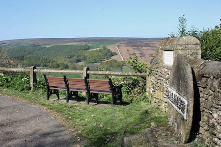 The Manor Farm Bed and Breakfast North Yorks Moors - Kirkbymoorside - Bed & Breakfast