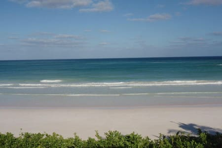 Pink Sand Beach on Private Island - Eleuthera - アパート
