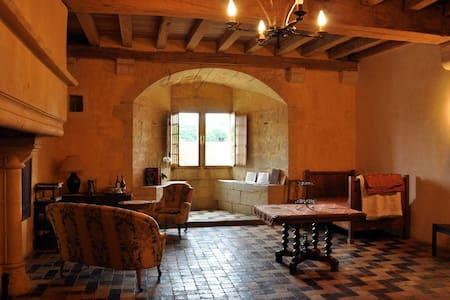 Chambre au Château de Rosières - Penzion (B&B)