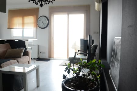 Stylish, luxury one bedroom Flat. - Aglantzia