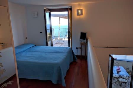 Loft Allegria 4 posti letto 2 terrazzi panoramici - Serrara Fontana - Loft