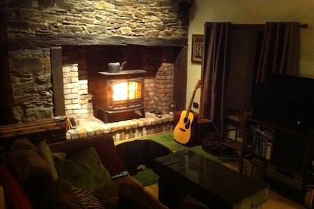Country cottage - Ballymacoda - Stuga