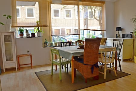 Spacious, cozy, newly renovated apartment. - Amsterdam - Apartment