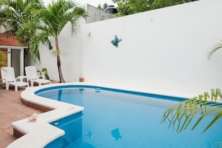 Casa Suzana - Cozumel - Maison
