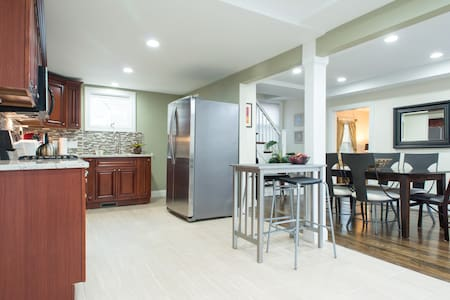 Spacious Home for Group Gatherings