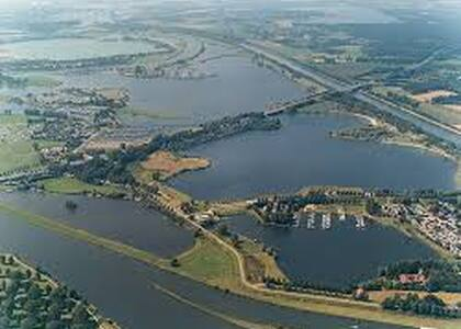 familyhome, nature, water, cities - Huis