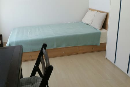 세종시청앞 오피스텔(A cozy studio in Sejong) - Apartmen