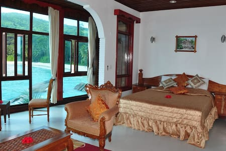 Senior suite - Mahé - Bed & Breakfast