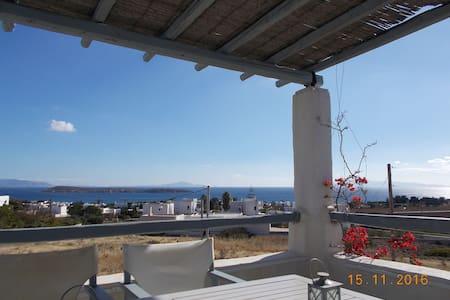 Studio with sea view - Drios