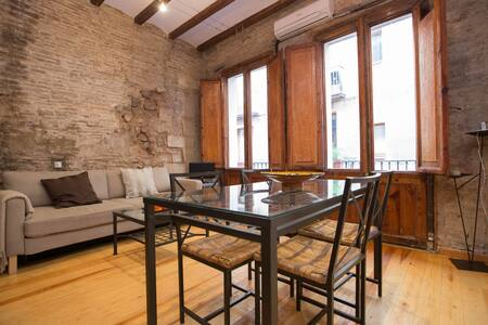 Beautiful apartment in El Born
