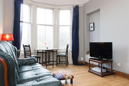 Trendy Cosy 1BD W. End Glasgow Flat - Apartment