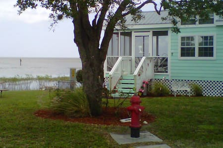 The Beach Cottage - Pahokee - Blockhütte