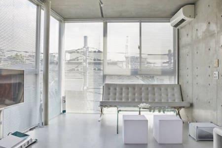 Designer Apartment/HARAJUKU/very beautiful - Apartemen