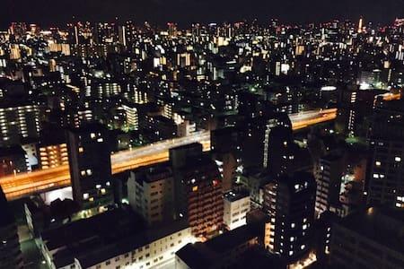 Skytree view 5min  to kinsicho sta - Sumida-ku