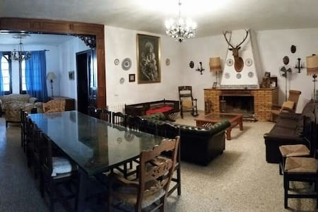 Acogedora casa en el Rocio   40 pla - Romería de El Rocío - Chalet