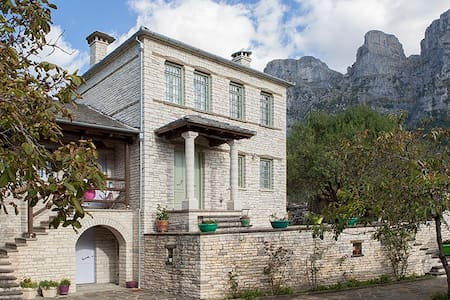 """Παραδοσιακό σπίτι """"Μπίμτσα"""" - Haus"""
