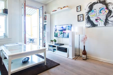 Hip and trendy apartment in Grünerløkka-area! - 公寓