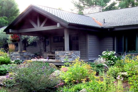 Forest Gardens Getaway - Watersmeet - Bed & Breakfast
