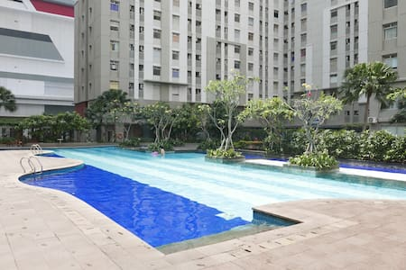 Promo! 2 Bedroom Seaside Apartment North Jakarta - Apartment