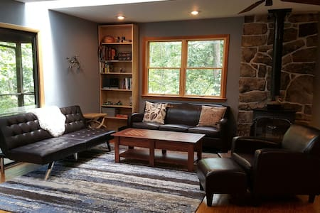River Haven Cozy Cabin - Great Cacapon - Cabane