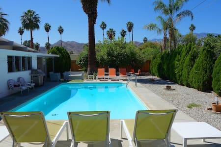 Everybody Loves The Sunshine - Palm Springs - House