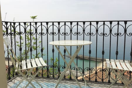 STUDIO BELLAVISTA in Pizzo near Piazza and Beach - Pizzo - Apartmen