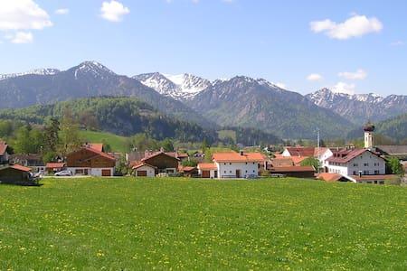 Traumferienwohnung in Fischbachau - Fischbachau - Daire