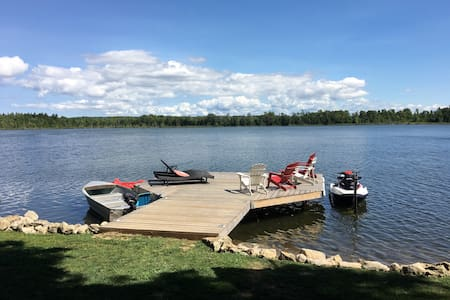 Hidden Gem on Shepard Lake - Wiarton - Cabin