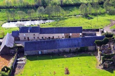 Gîte les Normandes pour  7 personnes à la campagne - House