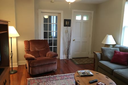 Parkside downtown cozy apartment - Northampton - Wohnung