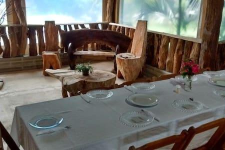 sitio colina - Presidente Nereu - Oda + Kahvaltı