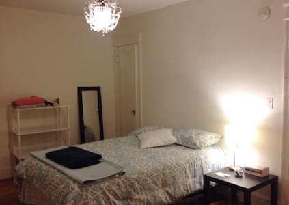 Spacious room in Georgetown