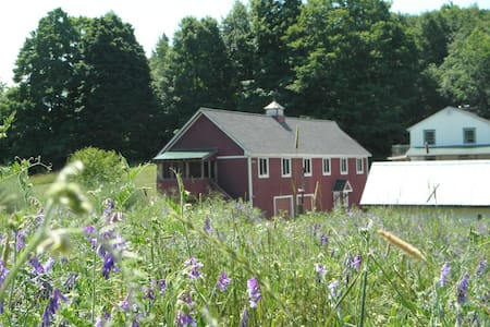 Barn suite in lovely private setting - Hinesburg