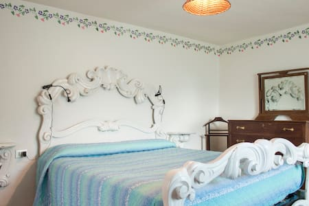Stanza del Re - B&B Rocca di Bajedo - Bed & Breakfast