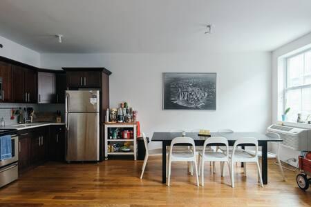 02 Fresh Comfy Bunkz@WilliamsburgBK - Brooklyn - Apartment