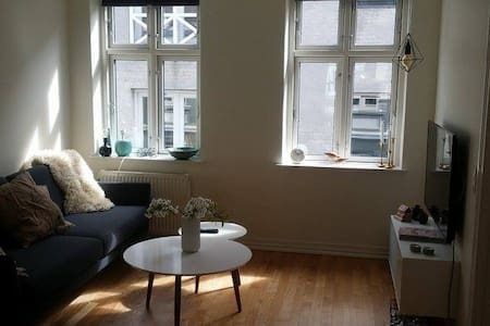 Nyrenoveret lejlighed i Aalborg midtby - Aalborg - Appartement