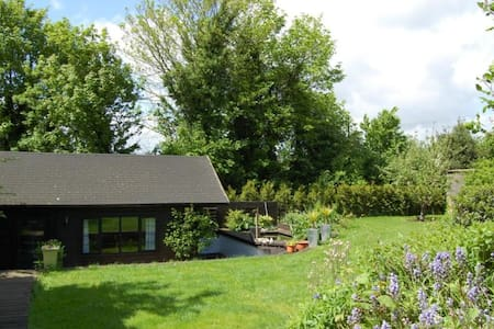 Luxury chalet - 20 min to London - Chalfont St Peter - Rumah