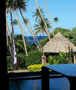 Mati. Kingsize. From Fiji Lodge. - Bed & Breakfast