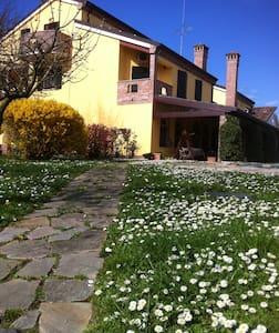 Mansarda romantica con vista - Ferrara - Lejlighed