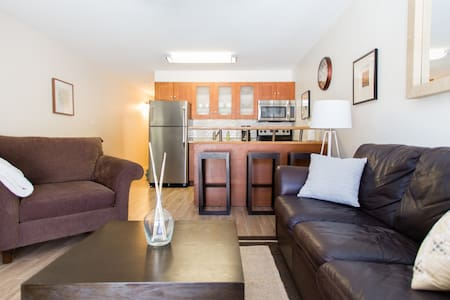 Awesome 1 BD in perfect location!